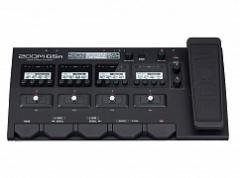 Гитарный процессор мульти-эффектов Zoom G5n