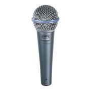 Микрофоны динамические SHURE BETA 58A
