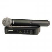 Радиосистемы вокальные SHURE BLX24E/B58 M17