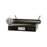 Радиосистемы вокальные SHURE BLX24RE/B58 M17 662-686 MHz