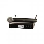 Радиосистемы вокальные SHURE BLX24RE/SM58 M17 662-686 MHz