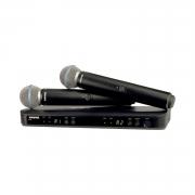 Радиосистемы вокальные SHURE BLX288E/B58 M17 662-686 MHz