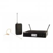 Радиосистемы с головным микрофоном SHURE BLX14E/MX53 M17