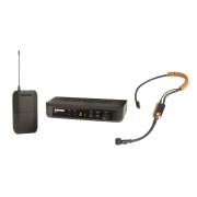 Радиосистемы с головным микрофоном SHURE BLX14E/SM31 M17